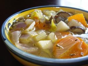 Yummy Veggie Soup