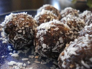 #3 Chocolate Treat Balls