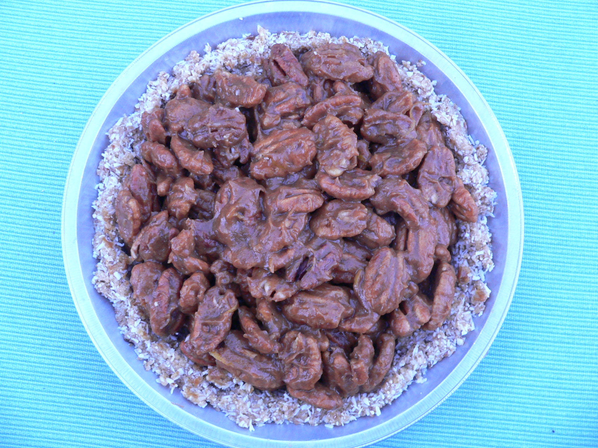 Raw Pecan Pie – EATING INNATELY